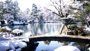 Start from Nagano: Matsumoto, Takayama, Shirakawa-go, Kanazawa