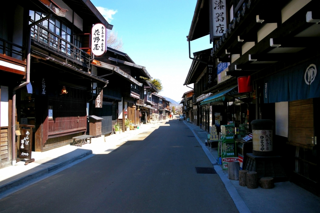 2-Day From/To Nagano: Historic Nakasendo Walking Tour