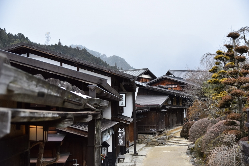 2-Day from Nagano: Matsumoto Castle & Magome to Tsumago Post Town Hike