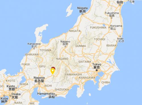 NAKASENDO HIKE: TSUMAGO & MAGOME