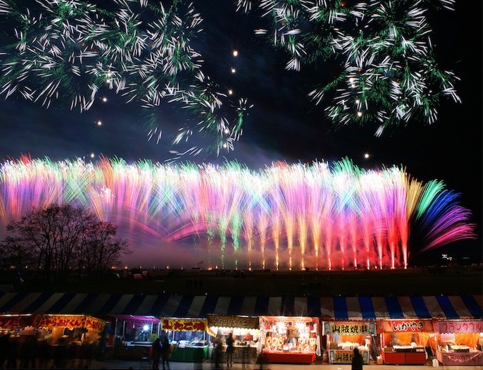 Nov. 23 Nagano Tour: Snow Monkeys & Ebisu-ko Fireworks Festival