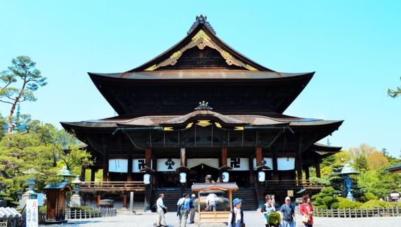 10:00 Arrive at Zenko-ji Temple