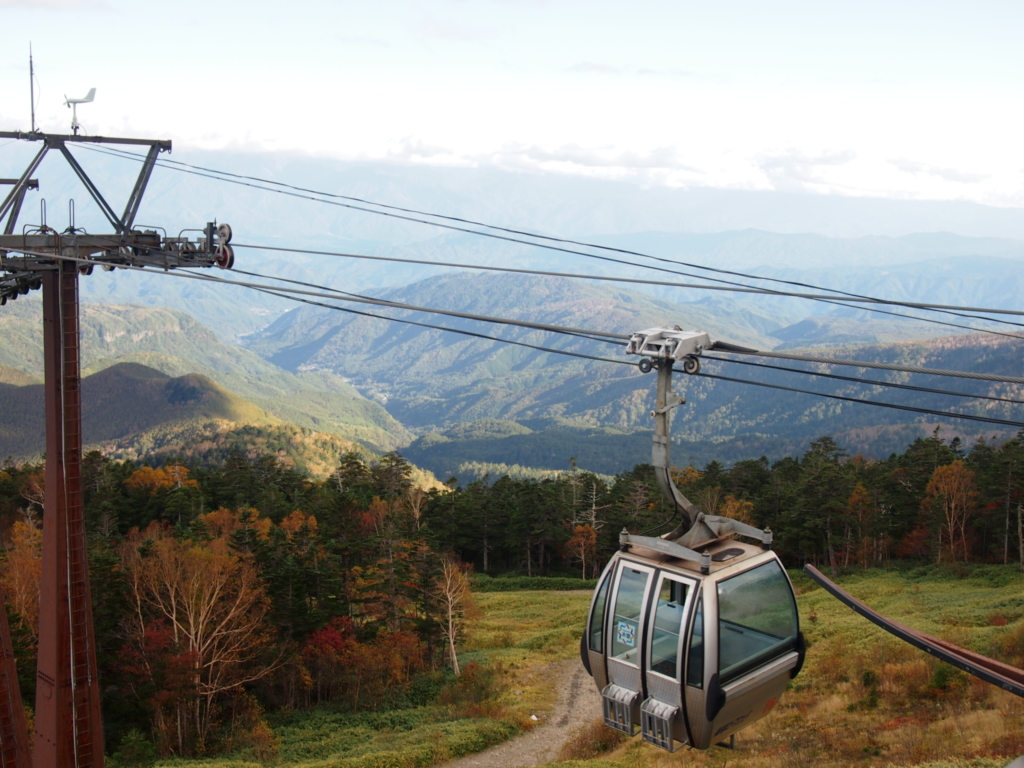 15:00 Afternoon Attractions - Choose from 2 options Ontake Ropeway or  Lake Shizenko