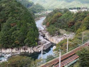 2 days from Nagano / Matsumoto to Nakatsugawa through the Nakasendo Kiso Valley
