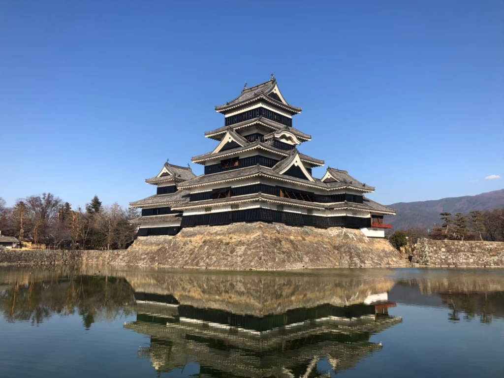 10:30 Matsumoto Castle and Lunch at Miso Brewery