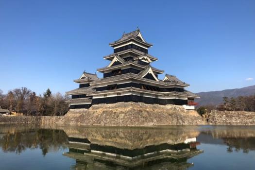 2 days from Nagano / Matsumoto to Nakatsugawa through the Nakasendo Kiso Valley